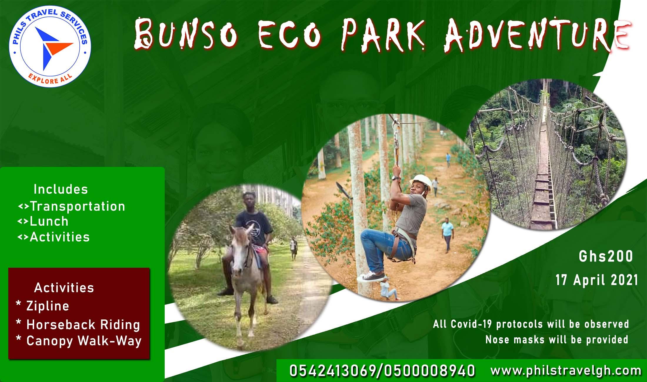 Bunso Eco Park Adventure