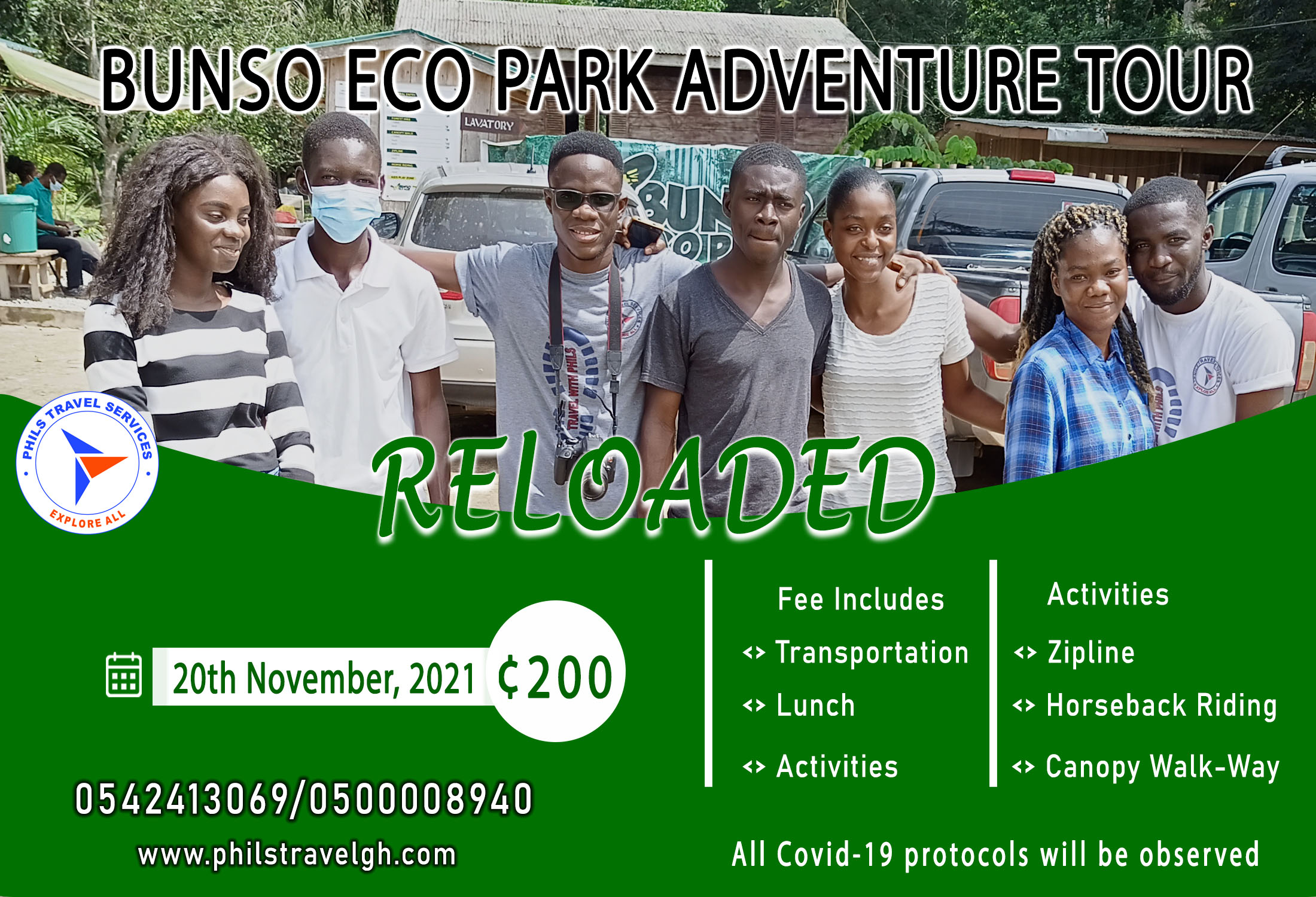 BUNSO ECO-PARK RELOADED